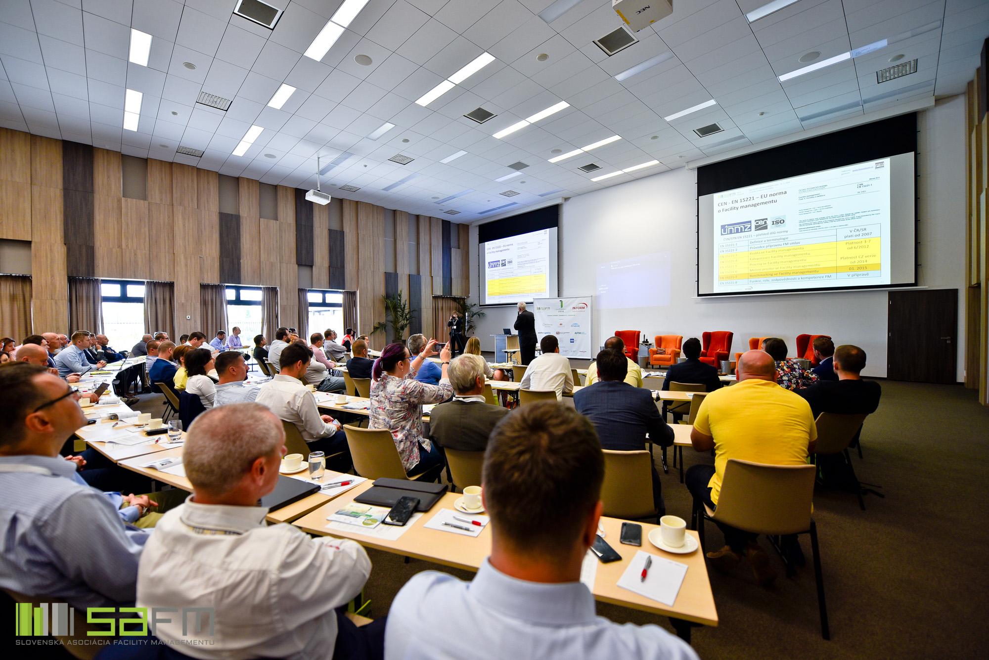 (Slovenčina) 7. ročník Dni Facility Managementu 2018