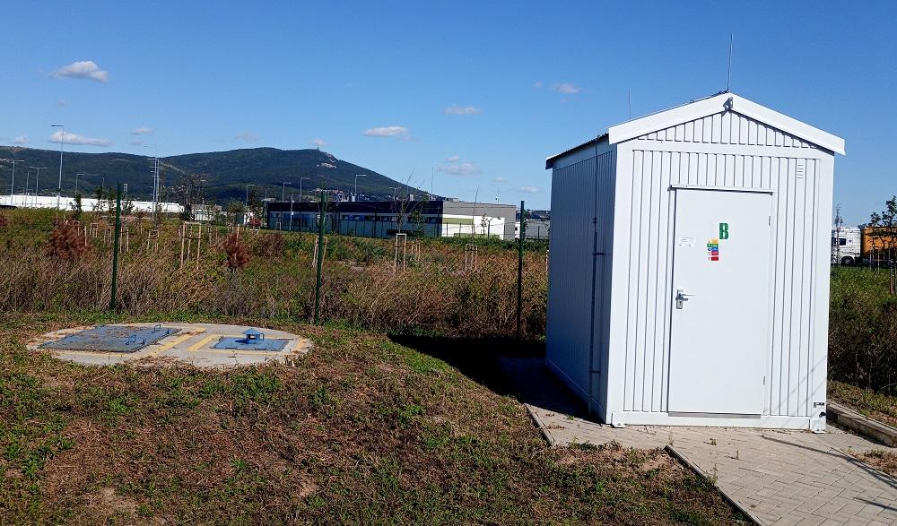 Komplexná správa systémov regulácie podzemnej a zrážkovej vody v Strategickom parku Nitra