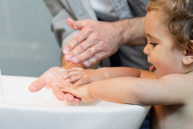 Čisté ruky pre všetkých