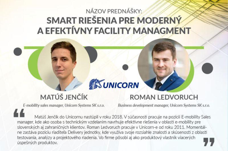 Smart riešenia pre moderný a efektívny facility management